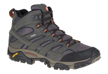Chaussures Randonnée Merrell Moab 2 Mid Gtx Beluga