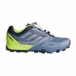 Chaussures trail adidas terrex trail maker raw steel 42