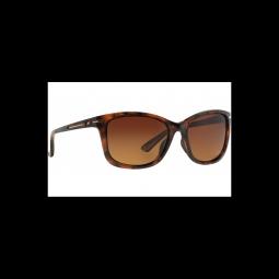 Lunettes de soleil oakley drop in tortoise brown