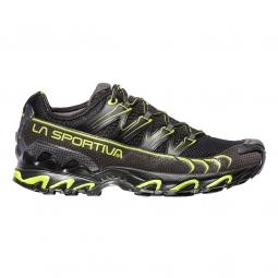 Chaussures de trail la sportiva ultra raptor black green 40