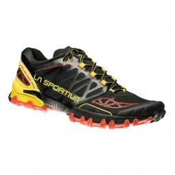 Chaussures trail la sportiva bushido black yellow 44
