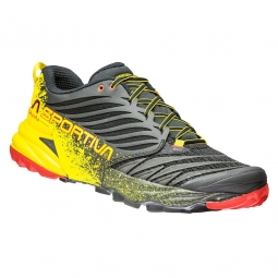 Chaussures trail la sportiva akasha black yellow 40