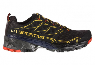 Chaussures Trail La Sportiva Akyra Black
