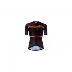Maillot oakley jawbreaker road jersey forged iron m