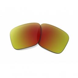 Verres oakley holbrook repl lens ruby iridium