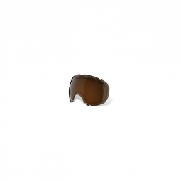 Ecran masque de ski oakley canopy rep lens black iridium