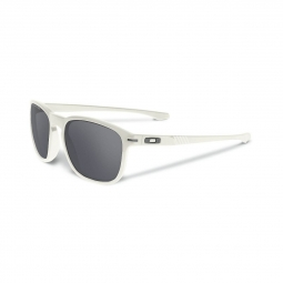 Lunettes oakley enduro matte cloud black iridium polarized