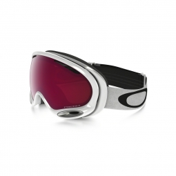 Masque ski oakley aframe 2 0 white prizm rose