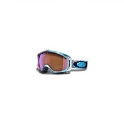 Masque de ski oakley crowbar enamel blue irridium