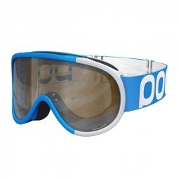 Masque de ski poc retina comp tertium blue