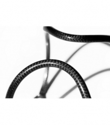 Porte Bidon Carbon Works Noir