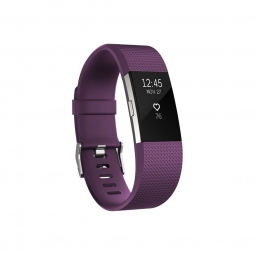 Tracker d activite fitbit charge 2 prune
