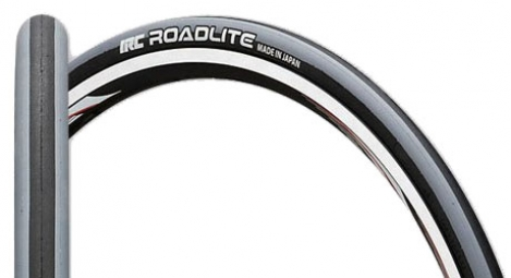 Pneu irc tire roadlite tube type 700x23c gray 23 mm