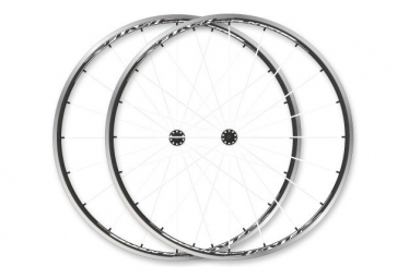 FLASH Paire de roues alu pneus FLANDRES - FLASH WHEELS - (Shimano)