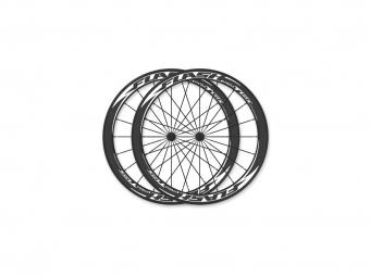 Flash paire de roues carbone boyaux t50