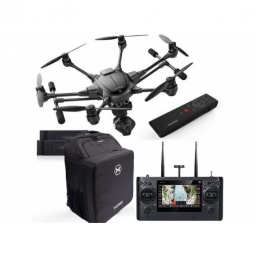 Drone Typhoon H Yuneec Pro RTF (Sac   2 Batteries   Wizard)