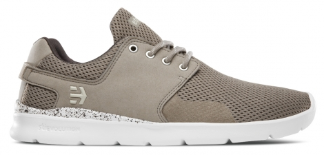 Baskets Basses ETNIES SCOUT XT TAN BROWN