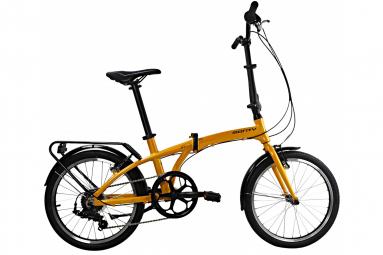Vélo pliant  MONTY SOURCE