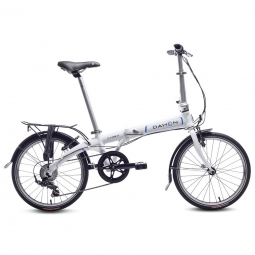 Velo pliant vybe d7 blanc