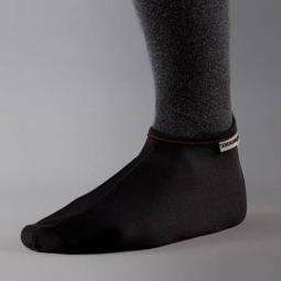 Chausson sur chaussettes Mouki, Akammak couleurs - Noir, Taille - XL