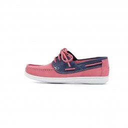 Chaussure bateau tbs yolles rose 39
