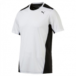 Tee shirt manches courtes puma cross the line tee xl
