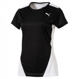 Tee-shirt manches courtes Puma Cross The Line Tee Women