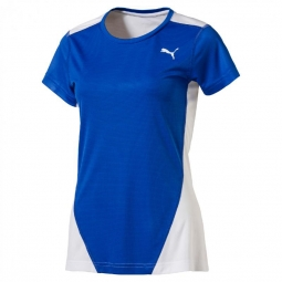 Tee shirt manches courtes puma cross the line tee women s