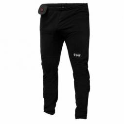 Pantalon chauffant homme glovii couleurs noir taille xl s