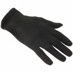 Sous gants fins thermoregulants bolok homme en coldwinner akammak couleurs noir tail