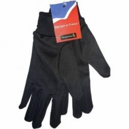 Sous gants fins thermorégulants Bolok en Coldwinner, Akammak. couleurs - Noir, Taille - XL