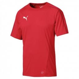 Tee shirt manches courtes puma final training jersey pro l