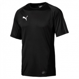 Tee shirt manches courtes puma final training jersey pro m