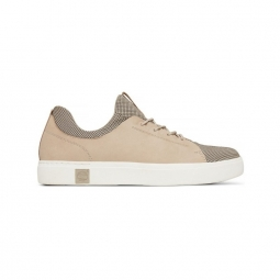 Baskets basses timberland amherst trainer beige 43