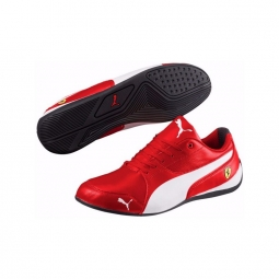 Baskets basses puma sf drift cat 7 rouge 42