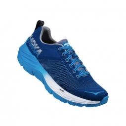 Chaussures de running hoka mach bleu 42