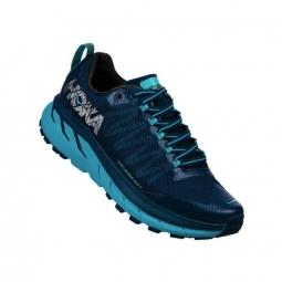 Chaussures de running hoka challenger atr 4 bleu fonce femme 38