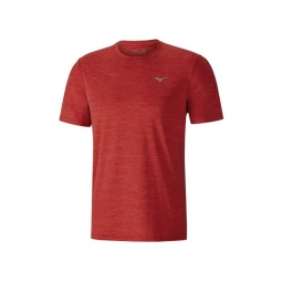Mizuno tee shirt impulse core tee m