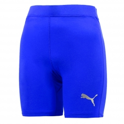 Cuissard court running puma liga baselayer bleu xl