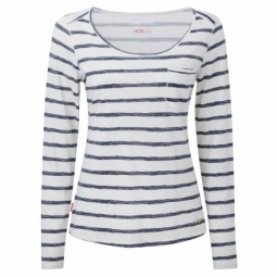 Nosilife, t-shirt anti moustique Strip manches longues femme couleurs - Calico, Taille - 40