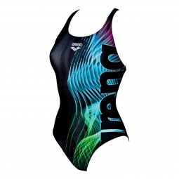 Maillot de bain 1 piece arena w arena one placed print one piece 36