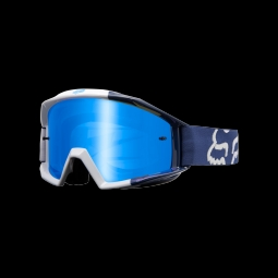 Masque de vtt fox main mastar navy