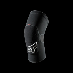 Protege genoux fox launch enduro knee pad grey l