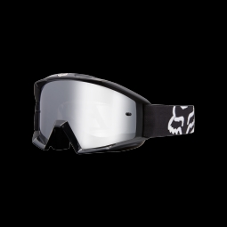 Masque de vtt fox main race black
