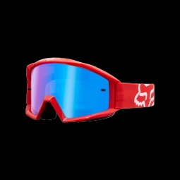 Masque de vtt fox main race red