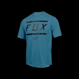 Maillot de vtt fox youth ranger ss slate blue