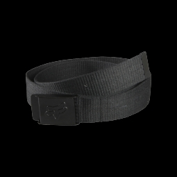 Ceinture fox mr clean web belt black