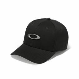 Casquette oakley tincan cap jet black l xl