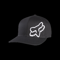 Casquette Fox Flex 45 Flexfit Black / White
