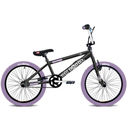 Bmx big daddy 20 noir mauve